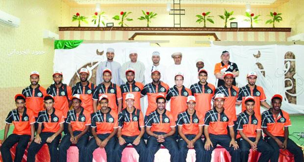نادي قريات يدشن الزي الرسمي للفريق الكروي الأول