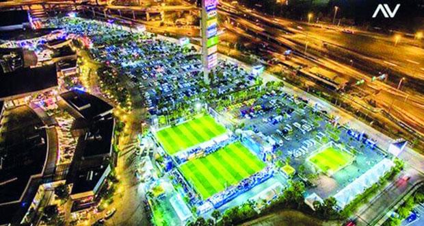 تنظيم بطولة F5WC العالمية لخماسيات كرة القدم في السلطنة للمرة الأولى