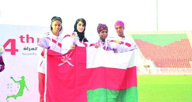 السلطنة تتلقى دعوة المشاركة في الدورة الخامسة لرياضة المرأة بالدوحة