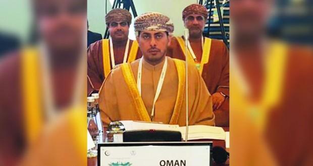 وزير الشؤون الرياضية يشارك في اجتماعات الدورة الثالثة للمؤتمر الإسلامي لوزراء الشباب والرياضة