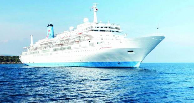 152 سفينة سياحية متوقعة لميناء السلطان قابوس