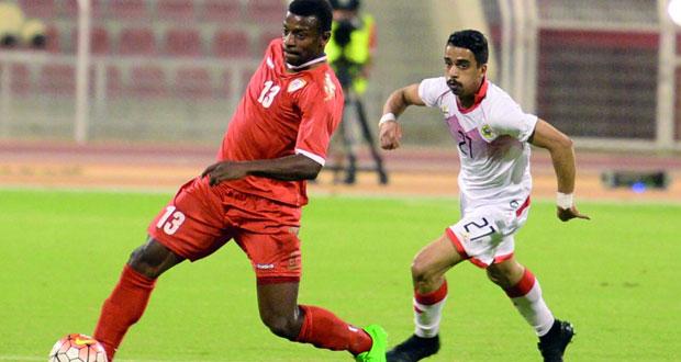 منتخبنا الوطني يتعادل مع نظيره البحريني في مباراة مثيرة 2/2