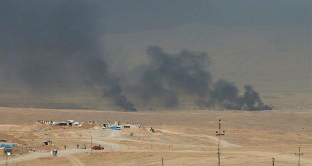 العراق يبدأ عملية الموصل .. وتوقعات باستمرارها لأسابيع
