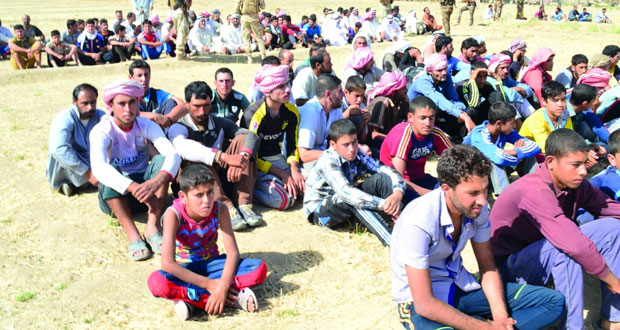 العراق: مخاوف من التقسيم بعد معركة الموصل ومقتل 20 من (الحشد العشائري) بقصف أميركي
