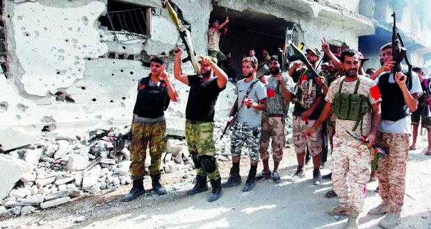 ليبيا تستيقظ على سلطة ثالثة