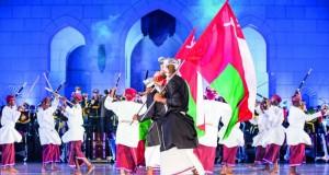 دار الأوبرا السلطانية مسقط تقدم عروض فرق الموسيقى العسكرية العمانية