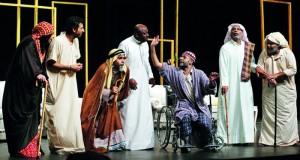 """العرض البحريني """"في بيتنا حريجة""""يدشن الدورة الأولى لفعاليات مهرجان الرستاق العربي للمسرح الكوميدي"""
