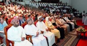 """افتتاح المؤتمر الدولي الثالث """"وصل النقاط في عالم عولمحلي"""" في جامعة السلطان قابوس"""