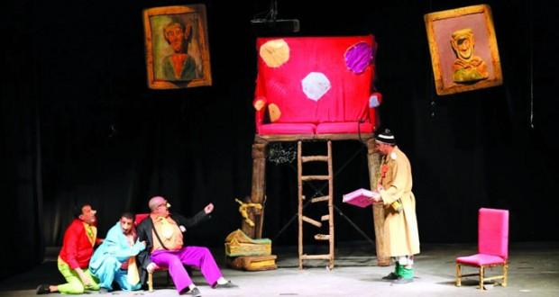 """اليوم .. """"النوخذة"""" لفرقة صلالة يختتم العروض المنافسة لمهرجان الرستاق العربي للمسرح الكوميدي"""