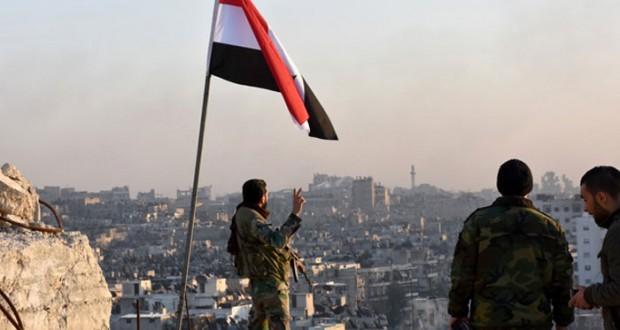 الجيش السوري يعيد الاستقرار إلى أحياء شرق حلب المحررة ويستهدف تجمعات إرهابية بريف اللاذقية