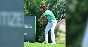 السعودية تتصدر منافسات الجولة الأولى في البطولة العربية للجولف