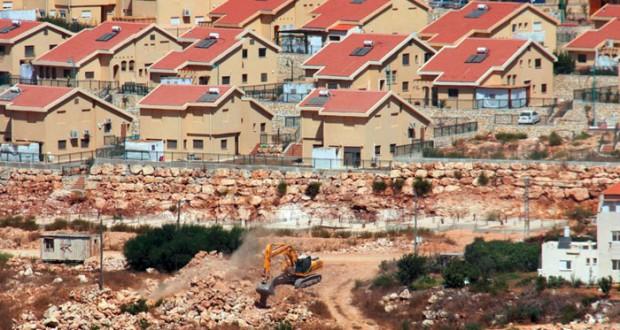 انتشار سرطاني للمستوطنات ومنتجاتها بالأراضي الفلسطينية المحتلة