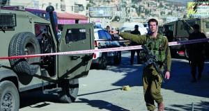 شهيد بالجلزون وقوات الاحتلال تطلق النار على فلسطيني بنابلس
