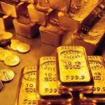 الذهب يرتفع مع تراجع الدولار في ظل انحسار التوترات التجارية