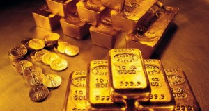 الذهب يرتفع مع تراجع الأسهم الآسيوية والدولار