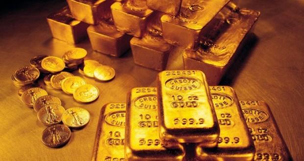 الذهب يواصل لمعان بريقه