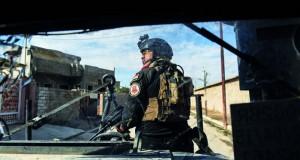 القوات العراقية تتقدم باتجاه مطار الموصل وتستعيد قرى على مشارفها