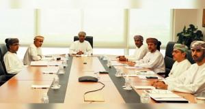 الصندوق الاحتياطي العام للدولة يناقش إدارة الاستثمارات ومراجعة الإطار العام لتوزيع الأصول