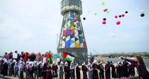 في اليوم العالمي للتضامن معهم ..الفلسطينيون يؤكدون على الحقوق والثوابت