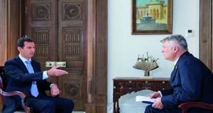 الأسد: سأبقى رئيسا حتى عام 2021 والغرب يتحمل المسؤولية عن إخفاق وقف إطلاق النار