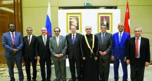 سفارات السلطنة تواصل الاحتفال بالعيد الوطني الـ 46 المجيد