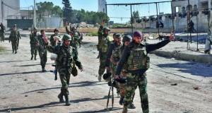 سوريا : الإرهابيون يخرقون الهدنة الإنسانية ويمنعون مغادرة المدنيين