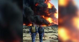 (معركة الموصل) .. القوات العراقية تتقدم والإرهابيون يهاجمون بشراسة