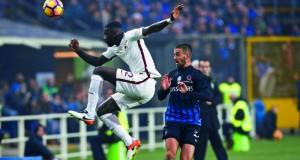دربي ديلا مادونينا ينتهي بتعادل ميلان وانتر ميلان في الدوري الإيطالي