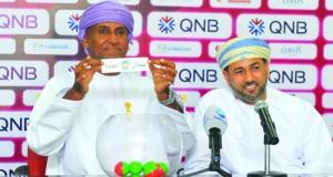 حامل اللقب يصطدم بفنجاء ومواجهة متكافئة بين النهضة ونادي عمان في قرعة دور الـ 16 للكأس الغالية