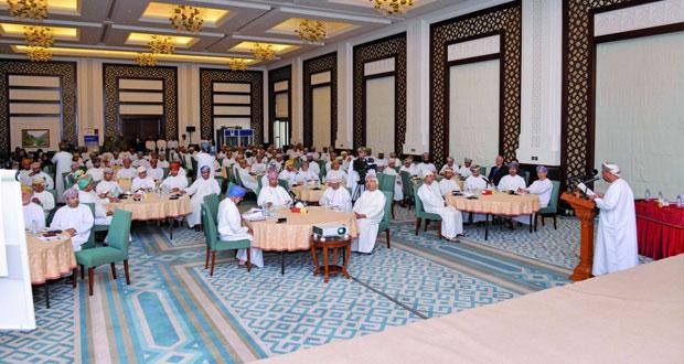 """معهد تطوير الكفاءات بديوان البلاط السلطاني ينفذ الجلسة الفكرية """"القيادة في السياقات المتغيرة"""""""