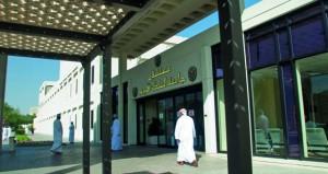 قريبا .. الانتهاء من توسعات مبنى الأشعة والعمليات وزيادة عدد المواقف بمستشفى جامعة السلطان قابوس