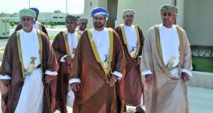 السلطنة تشارك في اجتماع وزراء البلديات بدول المجلس بالرياض