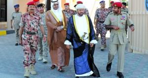 السلطنة تشارك في الاجتماع الخامس عشر لمجلس الدفاع المشترك بالسعودية
