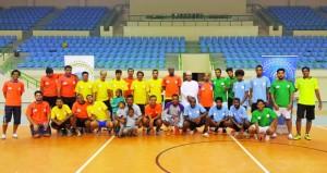 ختام بطولة سداسيات كرة القدم بدائرة الشؤون الرياضية بجنوب الشرقية