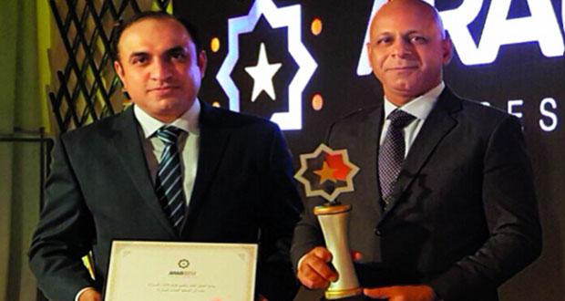 الجمعية العُمانية للسيارات تحصل على جائزة أفضل اتحاد عربي