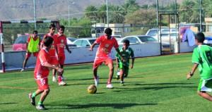 انطلاق فعاليات بطولة فريق الشباب الأولى للمدارس بينقل