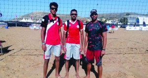 منتخبنا الجامعي يلتقي لبنان وعينه على لقب البطولة العربية لكرة الطائرة الشاطئية بالمغرب