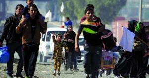 بعد إعادة التنظيم .. القوات العراقية تستأنف عملياتها في الموصل