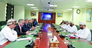 """""""حقوق الإنسان"""" تلتقي بوفدي الاتحاد العربي والدولي للصحفيين"""