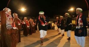 السلطنة تشارك في مهرجان زايد التراثي السابع بالوثبة