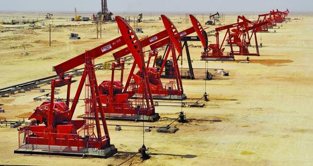 أكثر من 367 مليون برميل إنتاج السلطنة من النفط والمكثفات النفطية خلال 2016