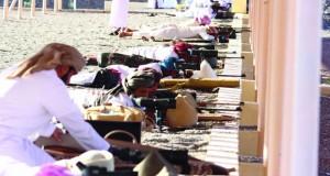 الْيَوْمَ …أمين عام مجلس الوزراء يرعى ختام مسابقة الرماية التقليدية بعبري