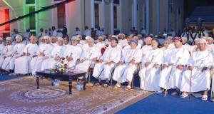 إسدال الستار على فعاليات مهرجان الشعر العماني في دورته العاشرة بولاية صور