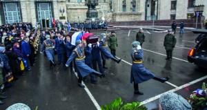 موسكو تنظم مراسم تكريم لسفيرها وأنقرة تواصل التحقيق