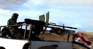 الجيش السوري يقضي على أكثر من 25 (داعشيا) بريف تدمر