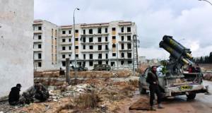 سوريا تقترب من حسم جبهة شرق حلب .. والإرهابيون يطلقون قذائفهم على الأحياء السكنية