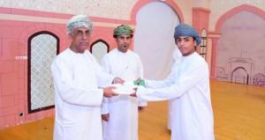 تكريم 180 فائزاً في المسابقات المحلية والإقليمية والدولية بتعليمية شمال الباطنة