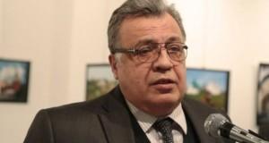 اغتيال السفير الروسي بأنقرة وموسكو تعتبره عملا إرهابيا