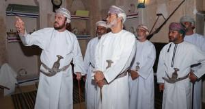 متحف بيت الغشام رصيد أثري يضاف إلى قائمة التراث المادي في السلطنة