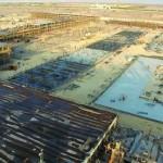 """""""سندان"""" تقطع مراحل متقدمة في تنفيذ مشروع المدينة الصناعية المتكاملة بتكلفة حوالي 56 مليون ريال عماني"""